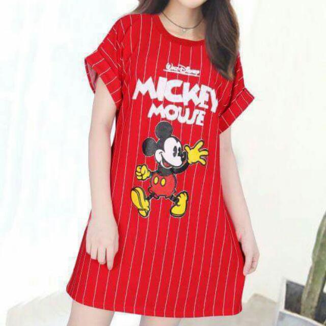 Mickey Mouse Fashion Dress