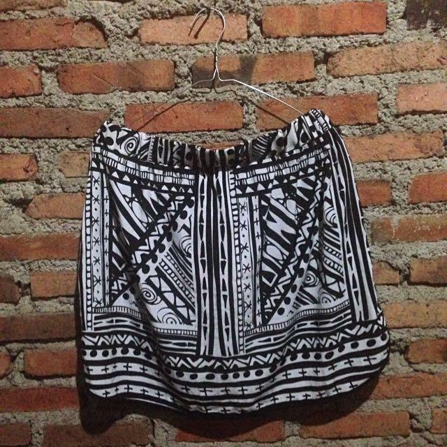 Mini Skirt Tribal