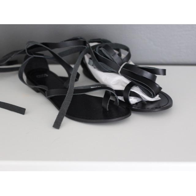 Minimal Gladiator Sandals from ASOS
