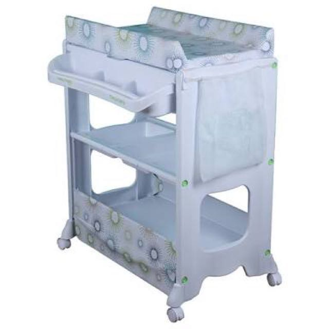 Nappy Change And Bath Table