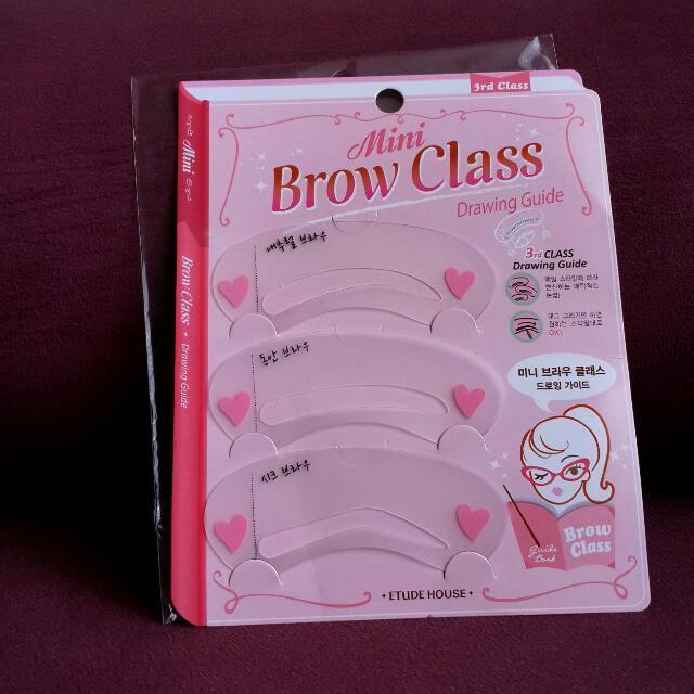 (NEW) ETUDE Mini Brow Class