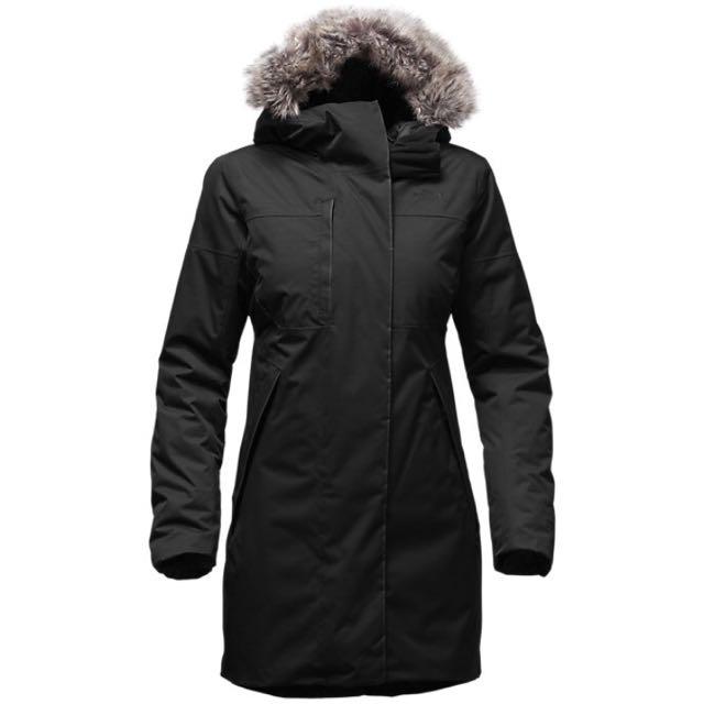 New North Face Medium Jacket
