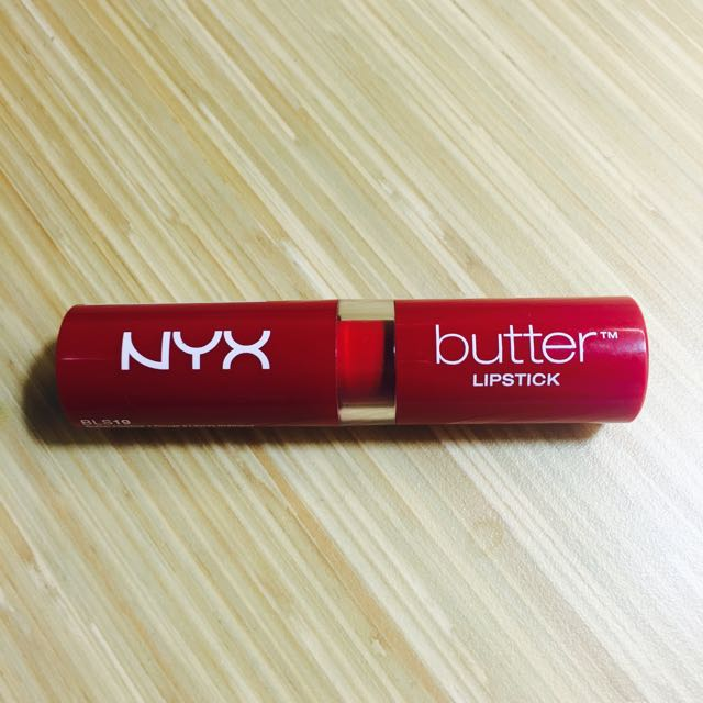 nyx 奶油唇膏