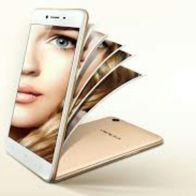 oppo a37  color: rose gold