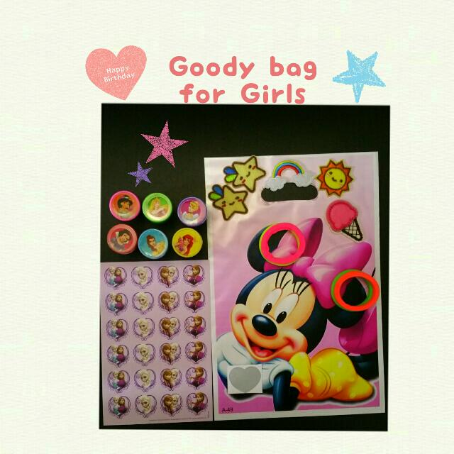 Party Favours For Girls