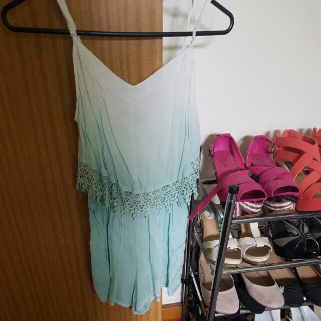 Chici Booti Playsuit