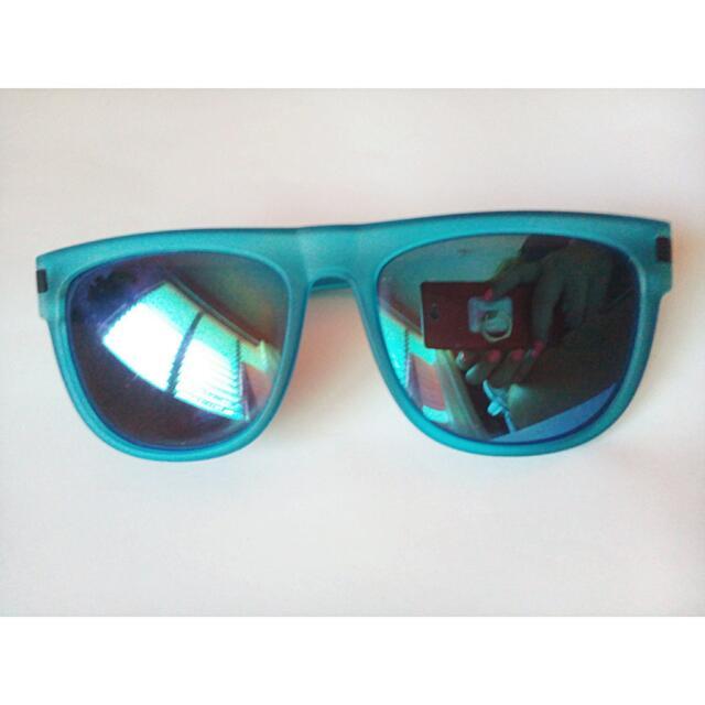PRELOVED ATM Blue eyeglasses