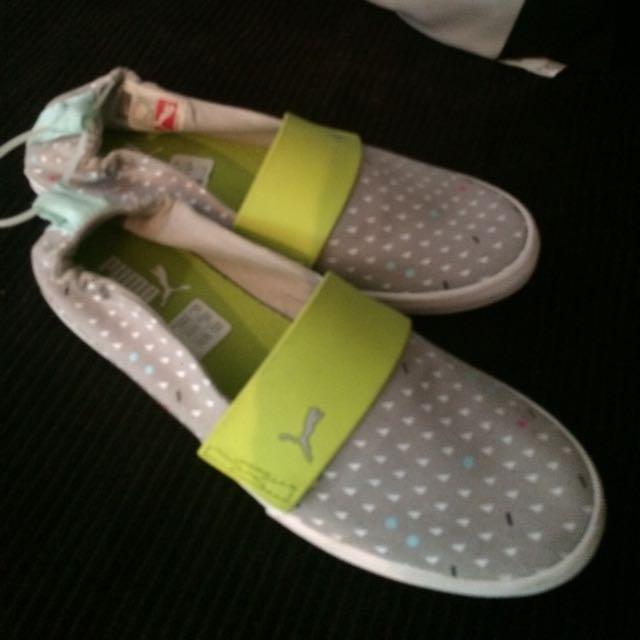 Puma Shoes Brand New