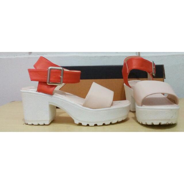 (Reprice) Platform Shoes