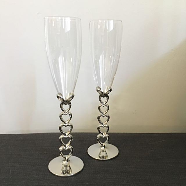 Romance Wine Glasses