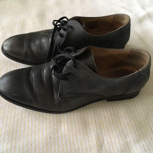 Royal Republiq Leather Derby Shoes