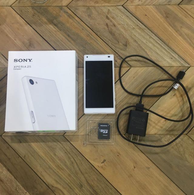 Sony Xperia Z5c 白色32G