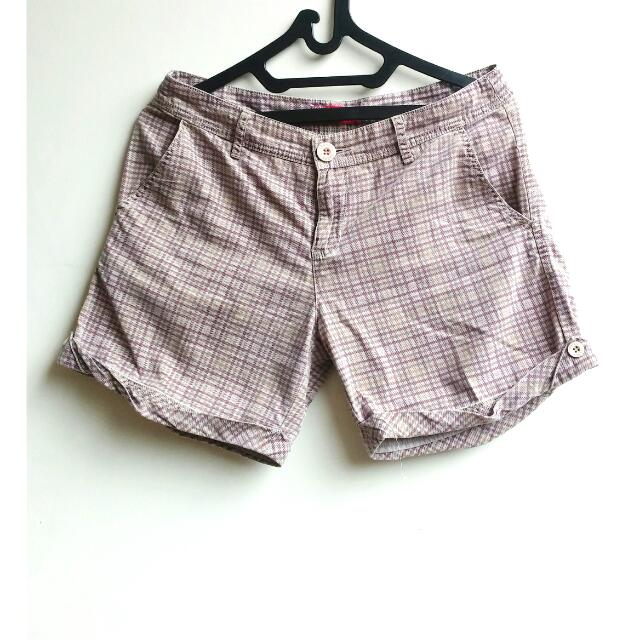 Square Short Pants