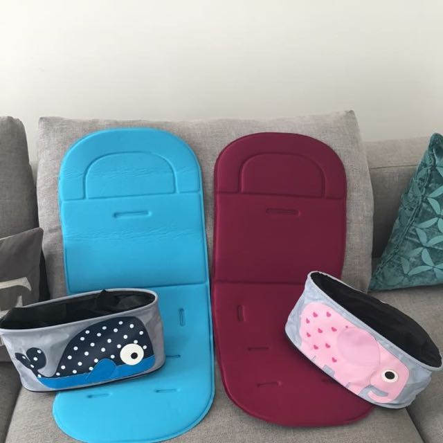 Stroller Liner And Organizer