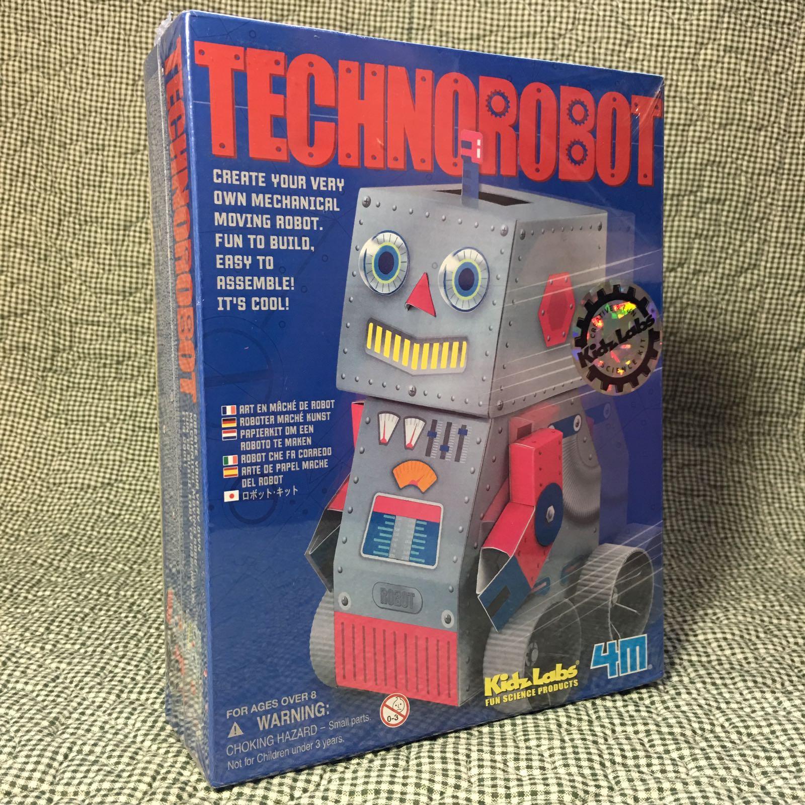 4M Techno Robot