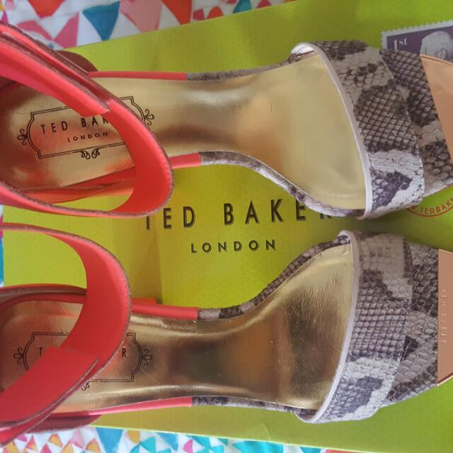 Ted Baker Ladies Heels