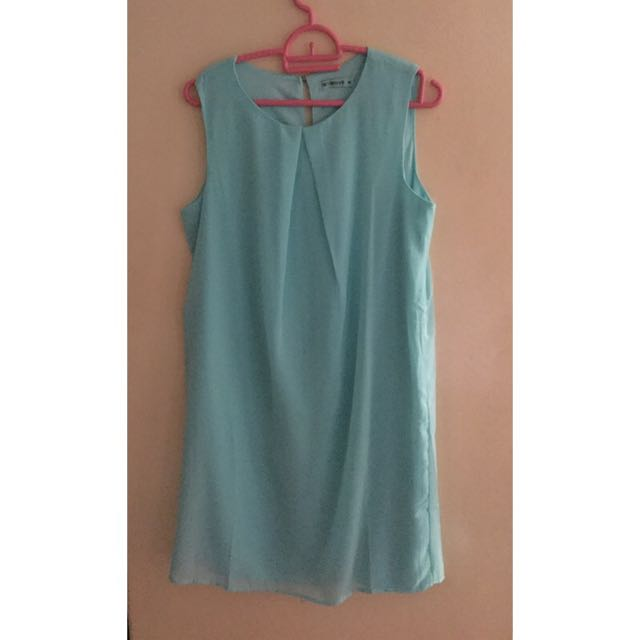 Terranova Powder Blue Dress