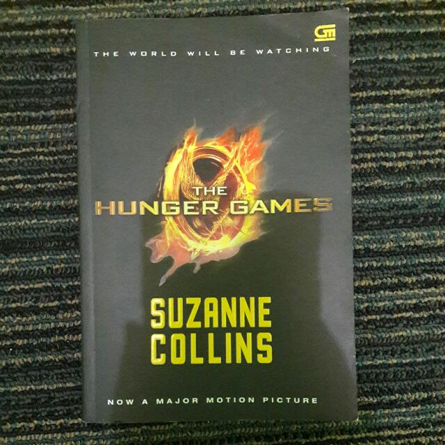 The Hunger Games (Bahasa Indonesia)