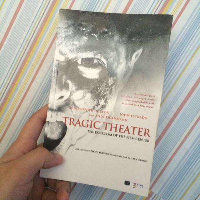Tragic Theater Book