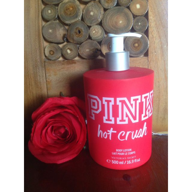 05fb72550bc Reduced)Victoria Secret - PINK HOT CRUSH BODY LOTION (NEW)