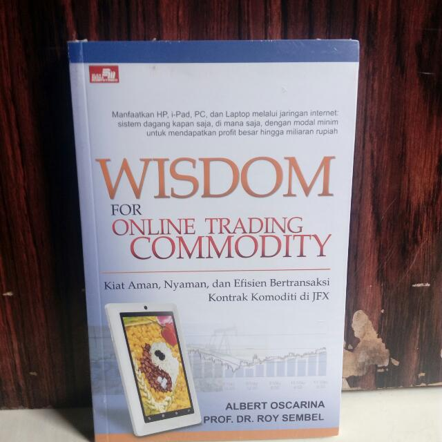 WISDOM FOR ONLINE TRADING COMMODITY