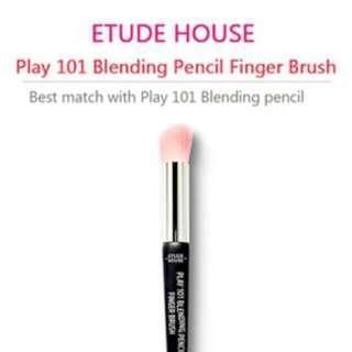 Etude House Play 101 Blending Pencil Finher Brush