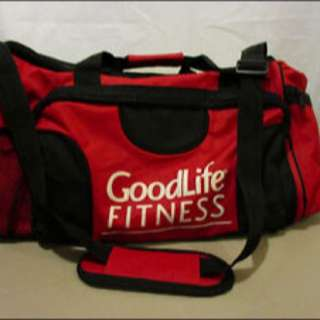 GoodLife Gymbag (used Once)