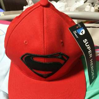 Superman Snapback(Red)