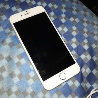 Iphone6, 64gb. With Box And Charger Original