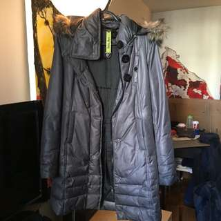Soia kyo Winter Jacket XS Grey