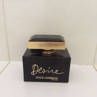 **pending** Desire By Dolce &gabbana The One