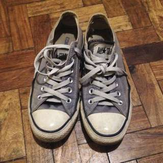 Authentic Chuck Taylor Size 7