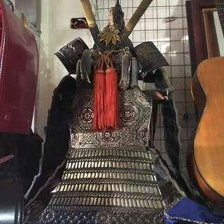 Japanese Armour
