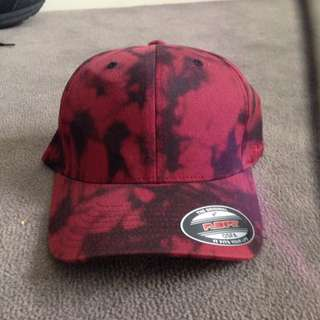 Flexfit Red And Black Camo