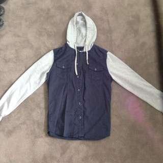 Factorie Hoodie Jacket XS