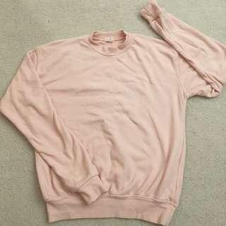 Brandy Melville Orlena Sweatshirt - One Size