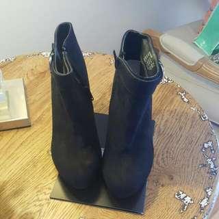 Betts Heels Boots