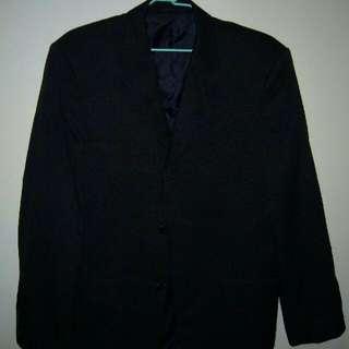 G2000男西裝外套(黑色)