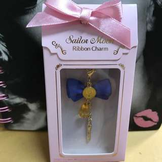 Sailor Moon Ribbon Charm