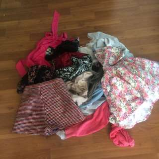 Whole Bunch Of Clothes