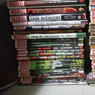 MARVEL Comics Lot FOR SALE In Good Condition-RESERVED