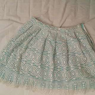 Preloved Forever New A Line Skirt