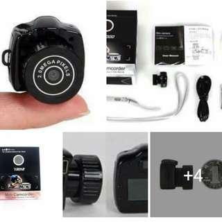 Smallest Camera Ever!