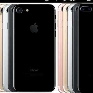 Iphone 7+ Jet Black Stock In Hand