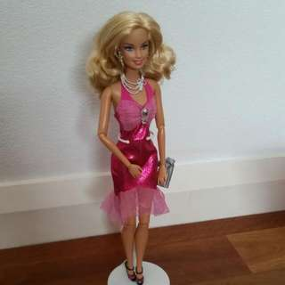 Barbie In Pink