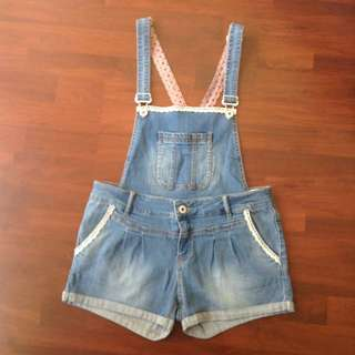 Overalls / Shorts / Playsuit by Yishion