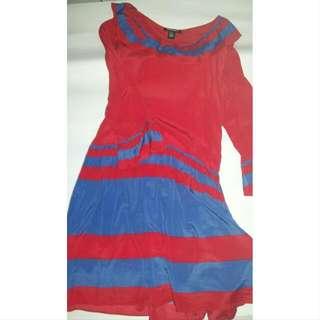Dress Longsleeve