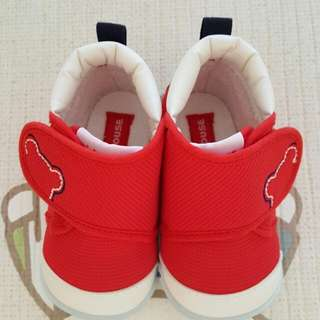 MikiHouse Baby Shoes *Almost Brand New*
