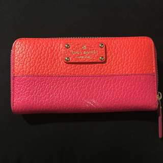 Price drop!  Authentic Kate Spade Wallet