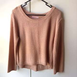 Knit Sweater by Supre